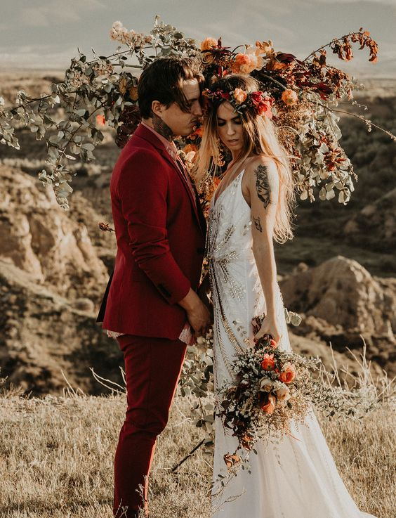 DIY Boho Weddings Ideas