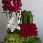 Rose Arrangements for Valentine's Day