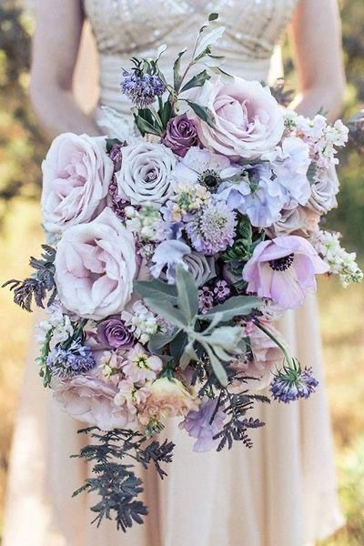 Popular wedding bouquet