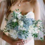 Wedding Hydrangeas Bouquet