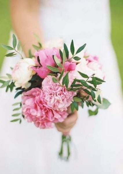 roses with carnation bouquets