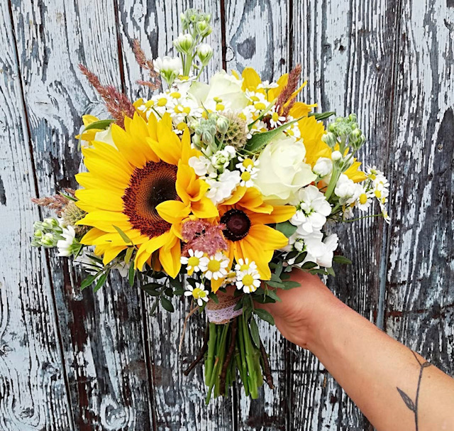 Sunflowers Arrangements