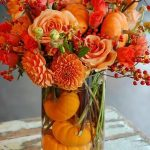 Thanksgiving Table Arrangements