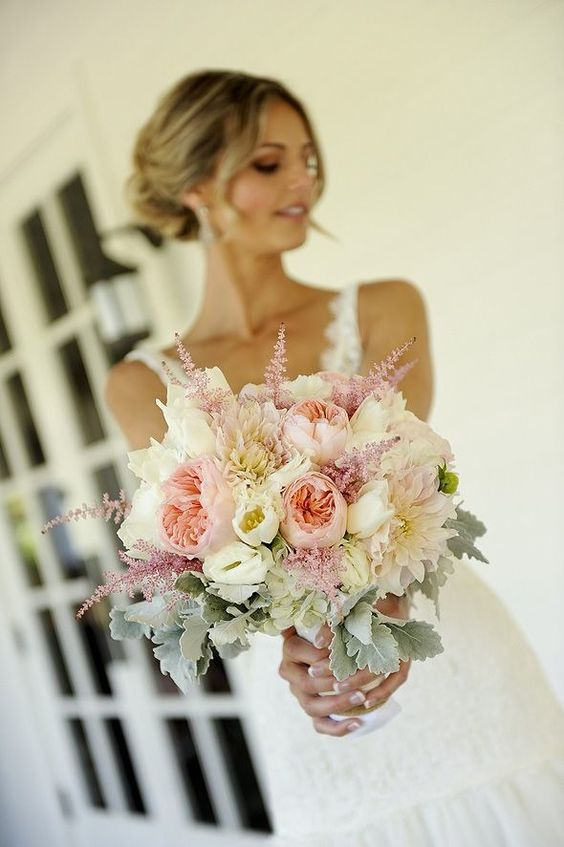 Summer Wedding Bouquets