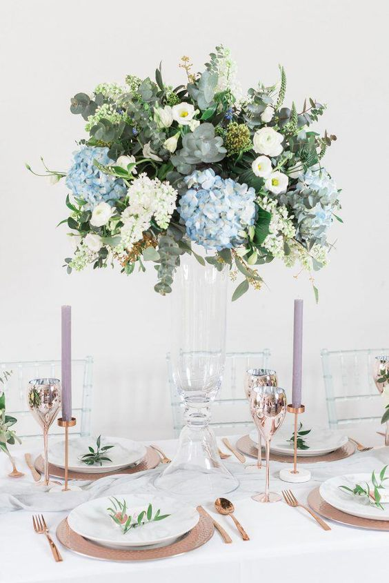 stunning tablescape